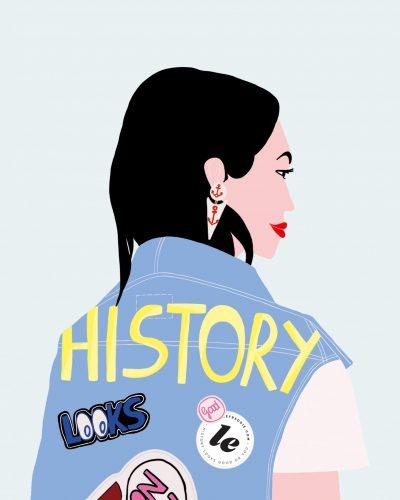 History looks good on you - le freddie ©Klaartje Busselot